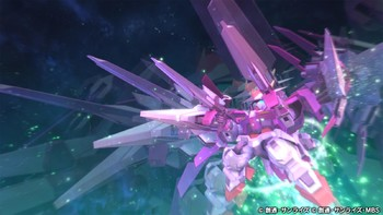 Screenshot3 - SD Gundam G Generation Cross Rays Deluxe Edition