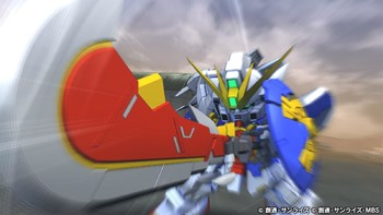 Screenshot6 - SD Gundam G Generation Cross Rays Deluxe Edition