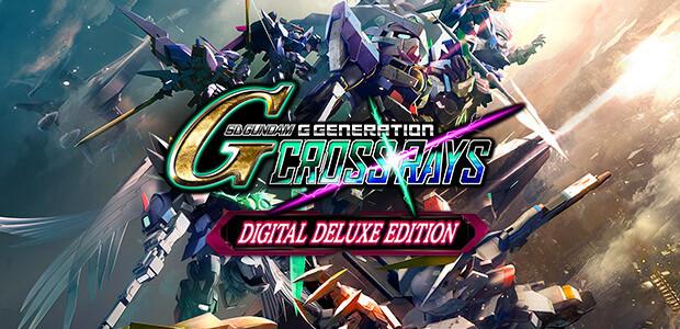 SD Gundam G Generation Cross Rays Deluxe Edition - Cover / Packshot