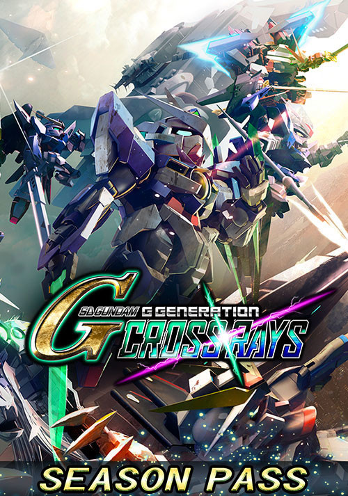 SD Gundam G Generation Cross Rays - Season Pass  - Cover / Packshot