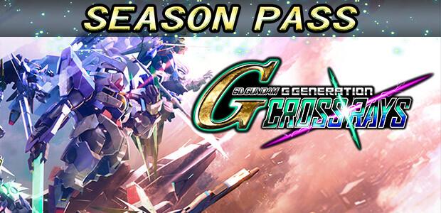 SD Gundam G Generation Cross Rays - Season Pass  - Cover / Packshot