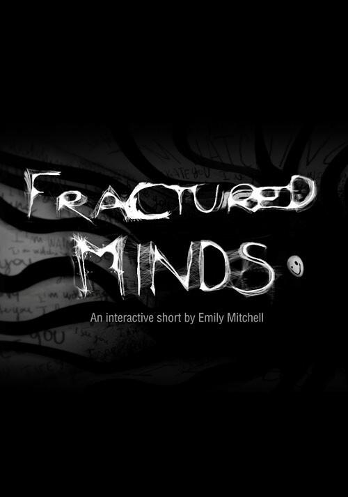 Fractured Minds - Cover / Packshot