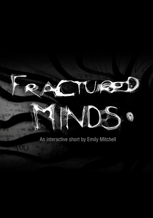 Fractured Minds - Cover / Packshot