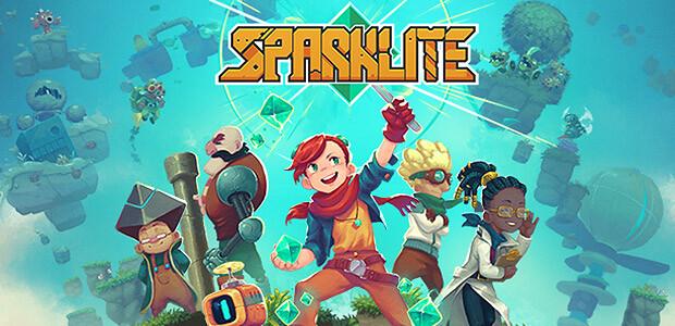 Sparklite - Cover / Packshot