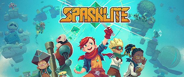 Explore an ever-changing world with Sparklite - Out Now!