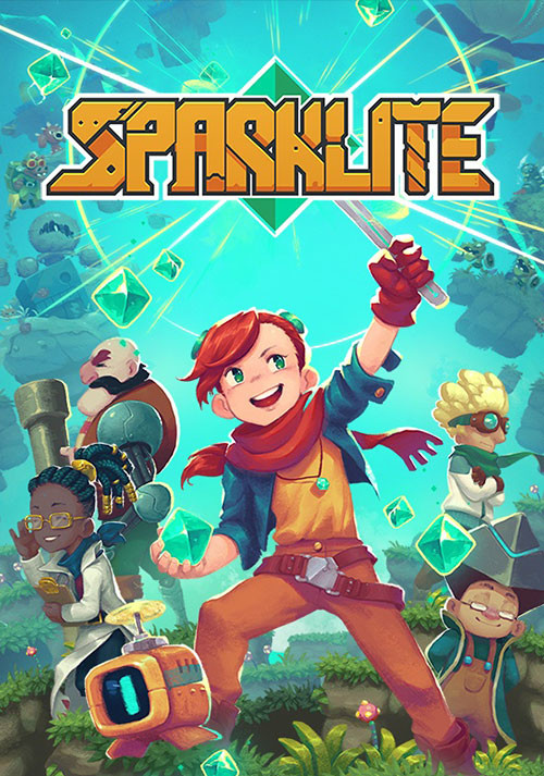 Sparklite - Cover / Packshot