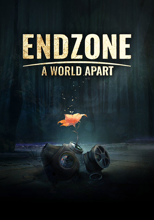 Endzone - A World Apart - Cover / Packshot