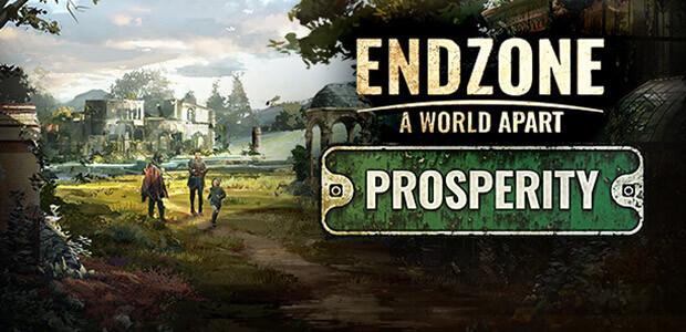 Endzone - A World Apart: Prosperity - Cover / Packshot