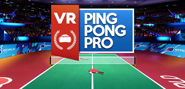VR Ping Pong Pro - Cover / Packshot