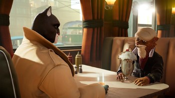 Screenshot1 - Blacksad: Under the Skin