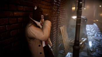 Screenshot2 - Blacksad: Under the Skin