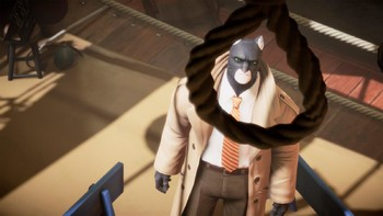 Screenshot5 - Blacksad: Under the Skin