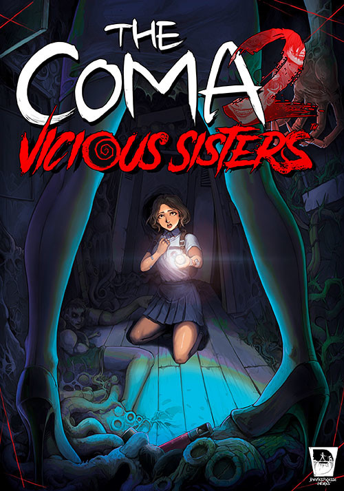 The Coma 2: Vicious Sisters - Cover / Packshot