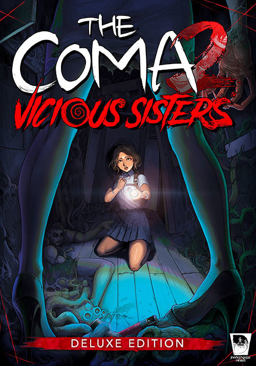 The Coma 2: Vicious Sisters - Deluxe Bundle - Cover / Packshot