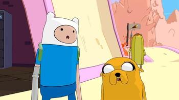 Screenshot1 - Adventure Time: Pirates of the Enchiridion