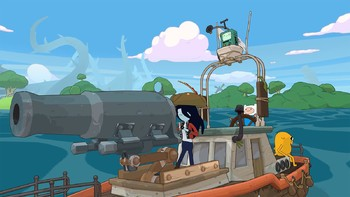 Screenshot6 - Adventure Time: Pirates of the Enchiridion