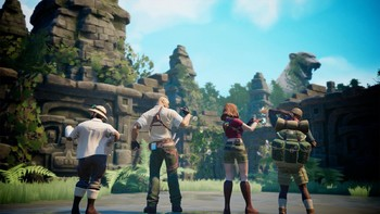 Screenshot4 - JUMANJI: The Video Game