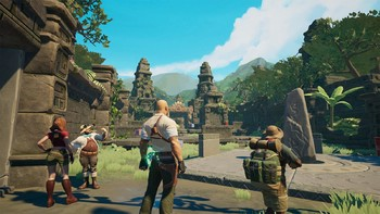 Screenshot1 - JUMANJI: The Video Game
