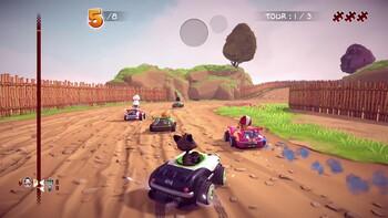 Screenshot4 - Garfield Kart - Furious Racing