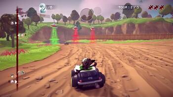 Screenshot5 - Garfield Kart - Furious Racing