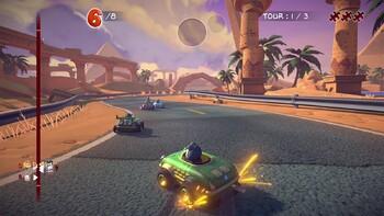 Screenshot6 - Garfield Kart - Furious Racing