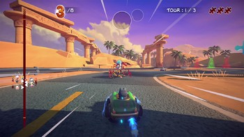 Screenshot7 - Garfield Kart - Furious Racing