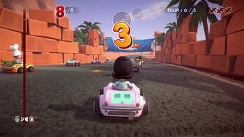 Screenshot8 - Garfield Kart - Furious Racing