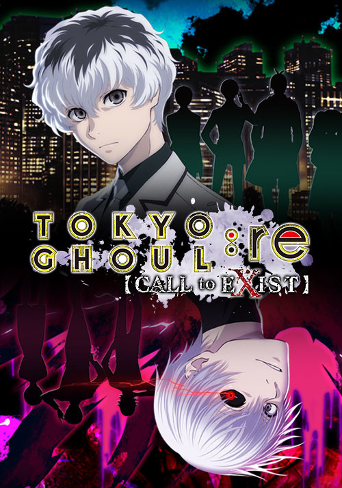 TOKYO GHOUL:re [CALL to EXIST] - Cover / Packshot