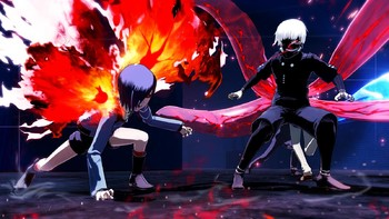 Screenshot1 - TOKYO GHOUL:re [CALL to EXIST]