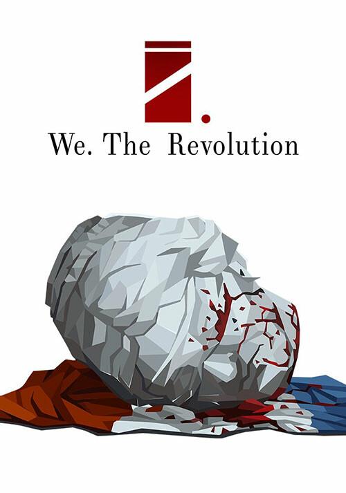 We. The Revolution - Cover / Packshot