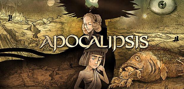 Apocalipsis - Cover / Packshot