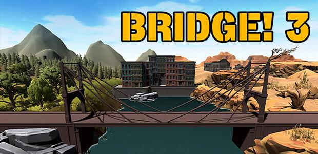 Bridge! 3 - Cover / Packshot