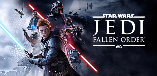 STAR WARS Jedi: Fallen Order - Cover / Packshot