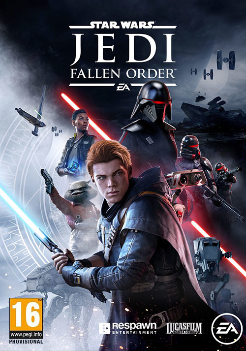 STAR WARS Jedi: Fallen Order - Cover / Packshot