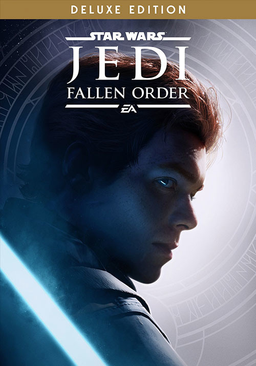 STAR WARS Jedi: Fallen Order Deluxe Edition - Cover / Packshot
