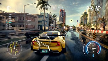 Screenshot3 - Need for Speed: Heat