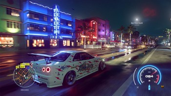 Screenshot1 - Need for Speed: Heat Deluxe Edition