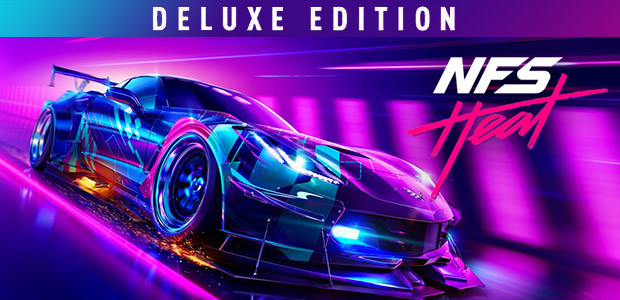 Need for Speed: Heat Deluxe Edition