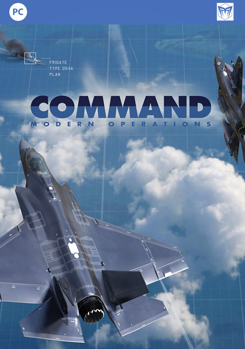 Command: Modern Operations - Cover / Packshot