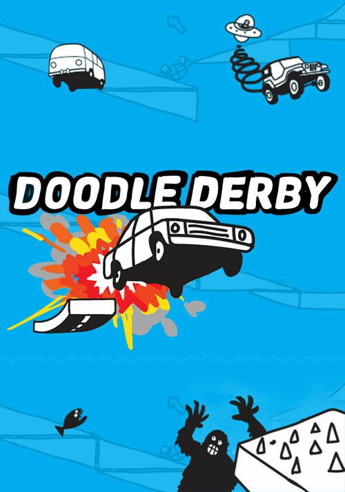 Doodle Derby - Cover / Packshot