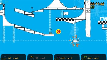 Screenshot2 - Fromto: Toy Cars in Hell