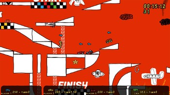 Screenshot1 - Fromto: Toy Cars in Hell