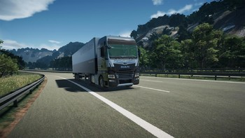 Screenshot1 - On The Road