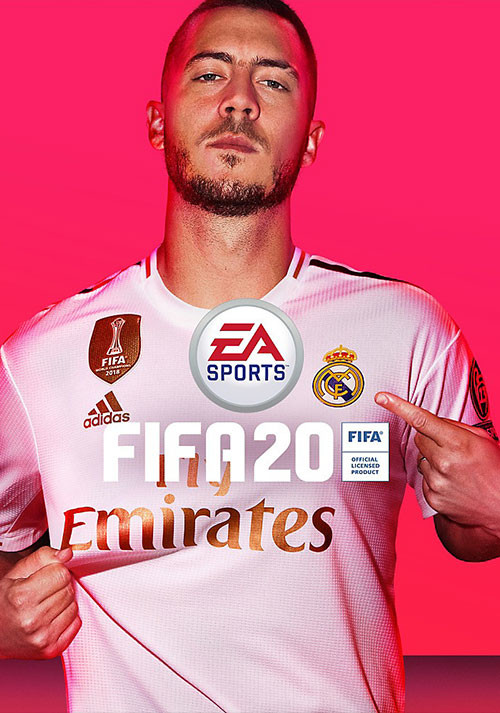 FIFA 20 - Cover / Packshot