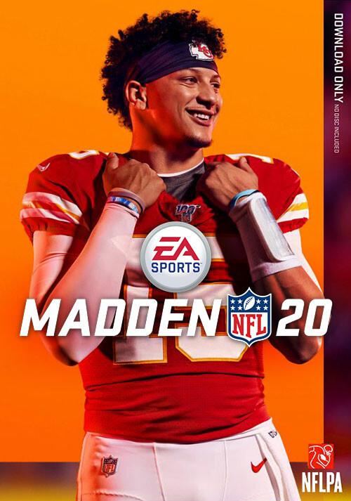 Madden NFL 20 - Cover / Packshot