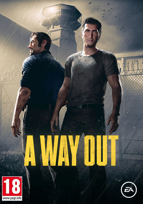 A Way Out - Cover / Packshot