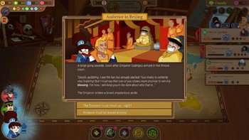 Screenshot8 - Renowned Explorers: The Emperor's Challenge