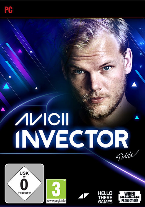 AVICII Invector - Cover / Packshot