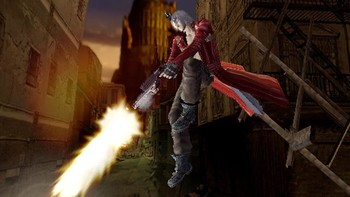 Screenshot1 - Devil May Cry 3 Special Edition
