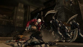 Screenshot4 - Devil May Cry 3 Special Edition